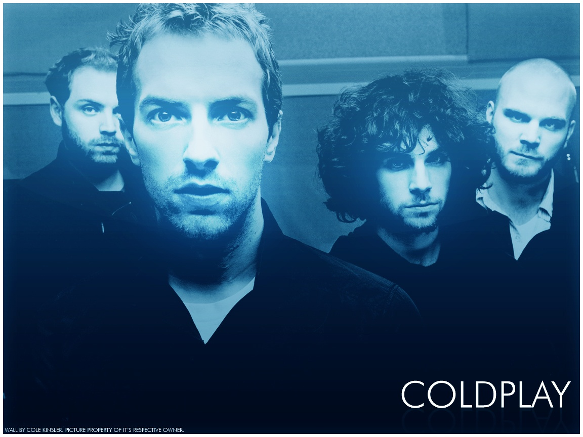 COLDPLAY LAUNCH NEW TI...